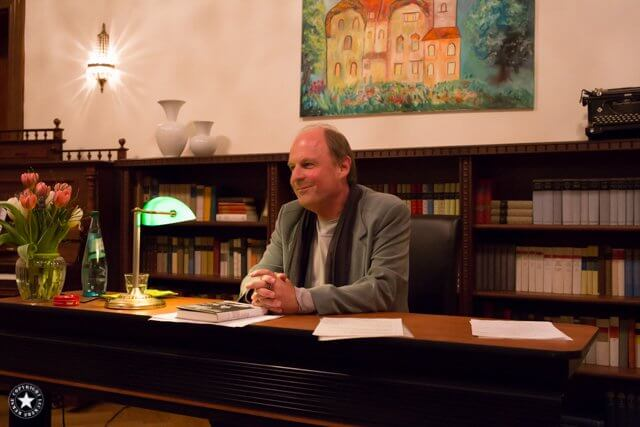 Lesung Jan Rosteck