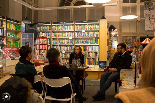 Lesung Kathrin Wildenberger