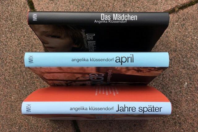 Rezension Jahre spaeter von Angelika Kluessendorf