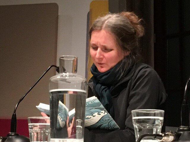 Marion Poschmann, lesung, Literaturhaus Köln