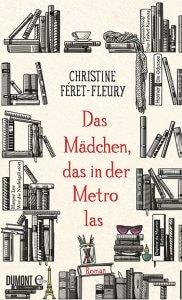 Féret-Fleury. Das Mädchen, das in der Metro las