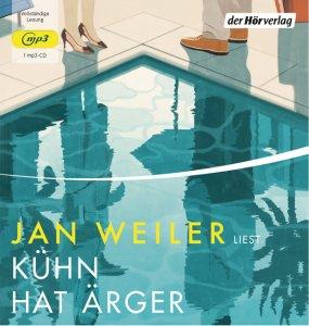 Kuehn hat Aerger von Jan Weiler, Hoerbuch, Rezension