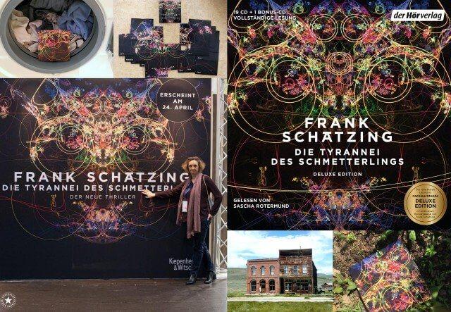 Hoertagebuch Tyrannei des Schmetterlings Frank Schaetzing