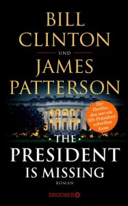 Clinton, Patterson: The President is missing