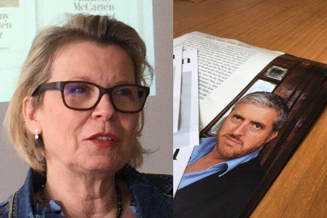 Anna von Planta spricht über Anthony McCarten