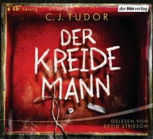 Der Kreidemann von CJ Tudor Hoerbuch Krimicheck