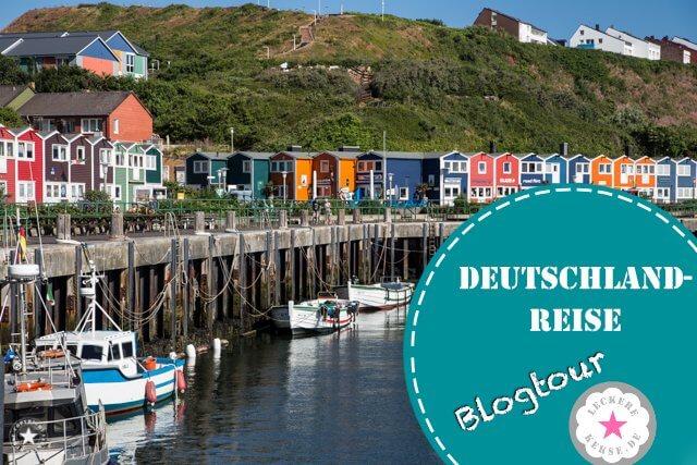 Meine Reise nach Helgoland