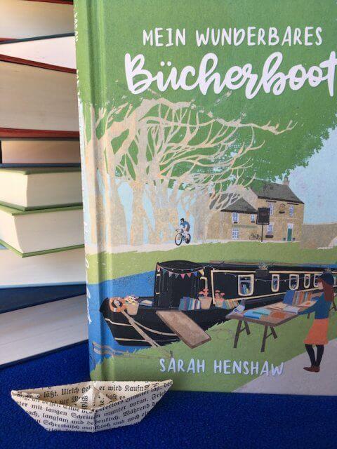 Mein wundervolles Bücherboot