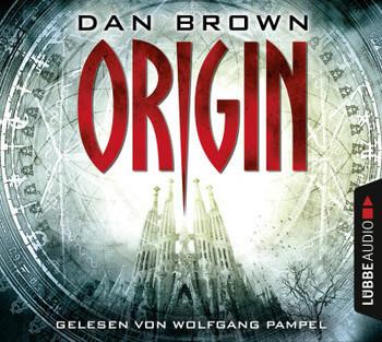 Dan Brown: Origin, Hörbuch