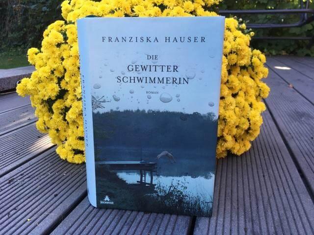 Franziska Hauser: Die Gewitterschwimmerin, Kurzrezension