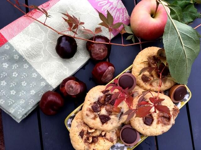 Rezept Toffifee Kekse, schnelles baken, backen für Eilige