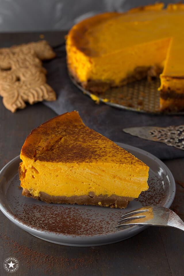 Herbstkuchen mit Kürbis
