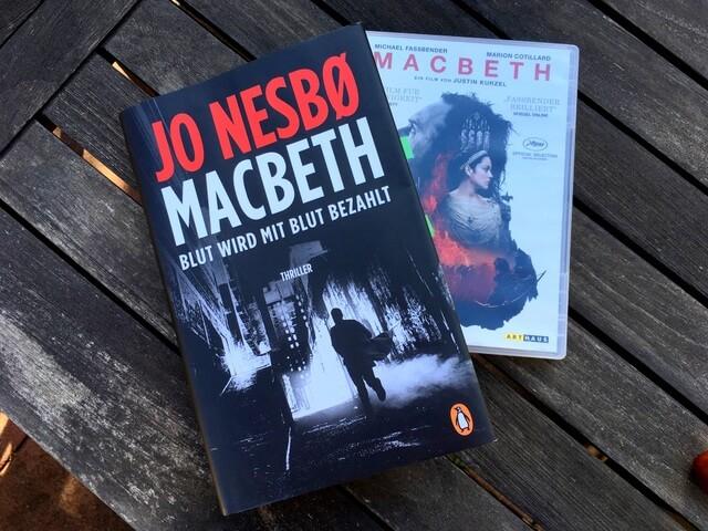 Jo Nebso: Macbeth, Rezension, Shakespeare, Verfilmung