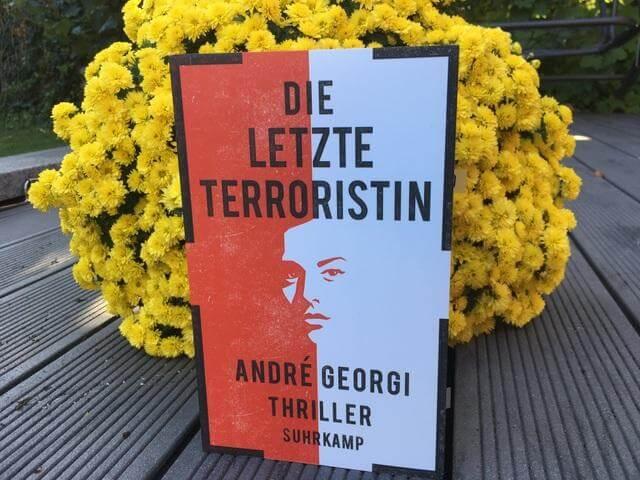 Andre Georgi, Die letzte Terroristin, Kurzrezension
