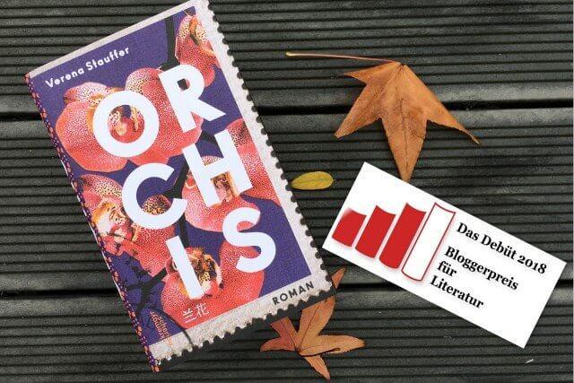 Verena Stauffer: Orchis, Debütroman, Rezension