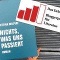 Bettina Wilpert: Nichts, was uns passiert. Verbrecher Verlag, Rezension