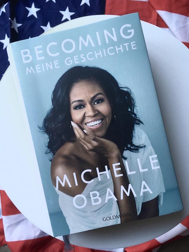 Biografie von Michelle  Obama