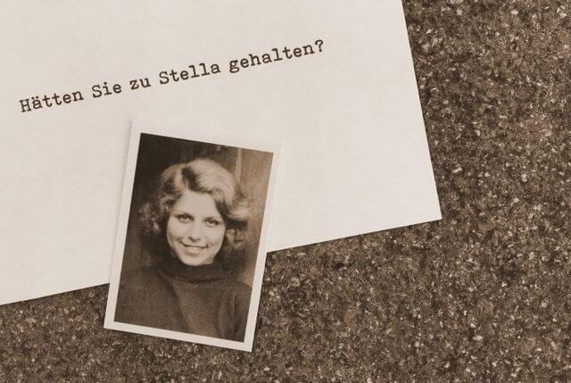 Takis Würger: Stella, Roman, Rezension, Buchbesprechung