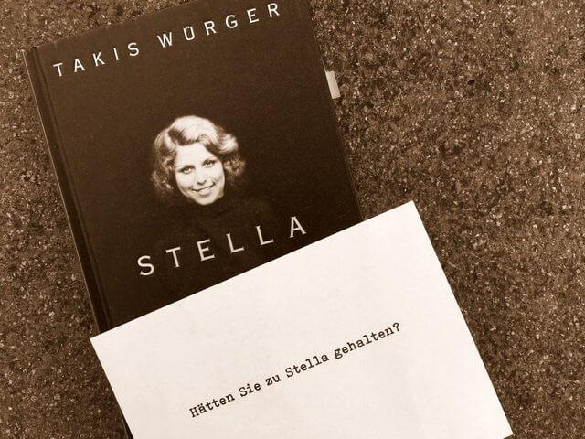 Takis Würger: Stella, Hanser Verlag, Rezension