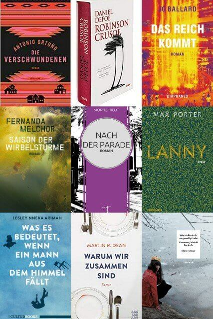 Neue Bücher im März 2019 die in kleineren, unabängigen Verlagen erscheinen.