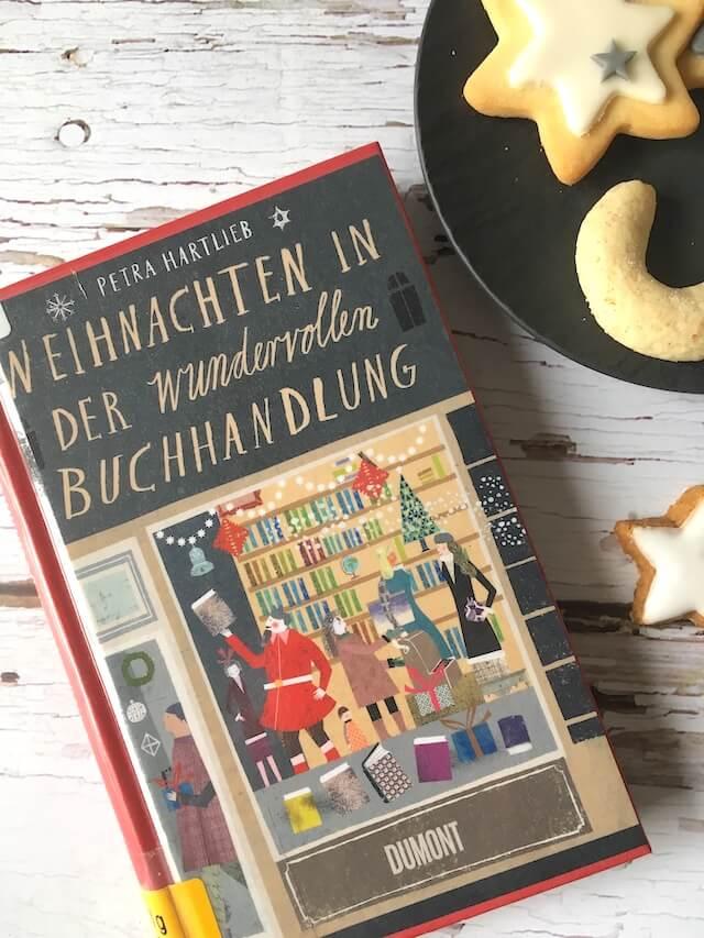Weihnachten in der Buchhandlung