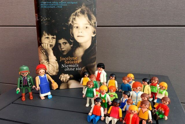 Rezension: Niemals ohne sie, Roman von Jocelyne Saucier, Insel Verlag