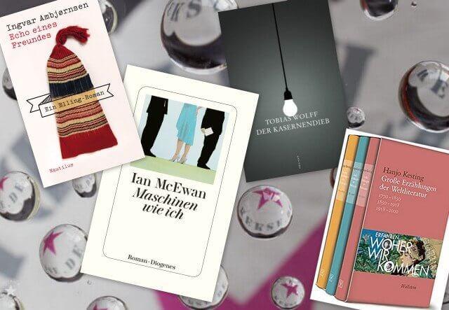neue Bücher im Mai 219 aus unabhängigen Verlagen