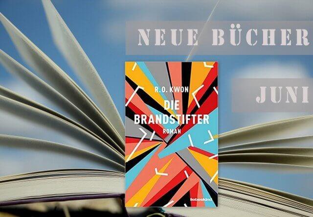 R.O. Kwon: Die Brandstifter, Liebeskind Verlag