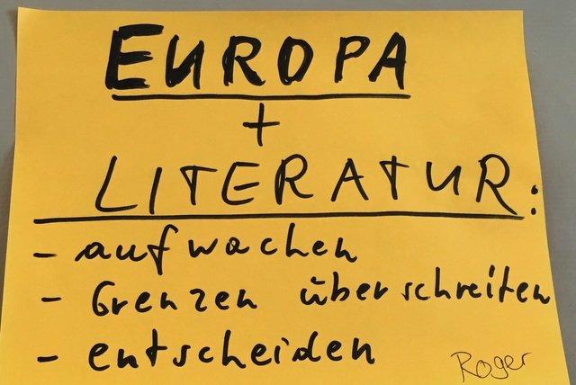 Roger Hessel, Europa,Literatur Barcamp 2019, #LitCampBN19