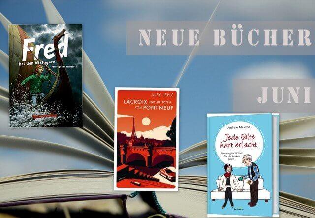 Neue Bücher im Juni 2019, Indie-Verlage
