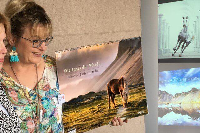 Pferdefotografin Christiane Slawik, Kalender, Dumont, LBC19