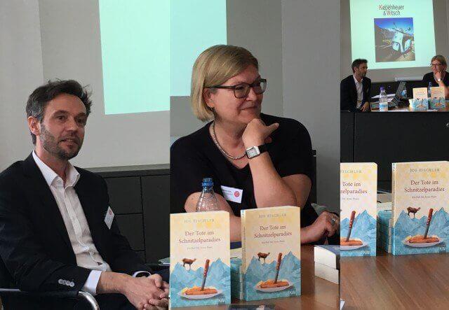 Kiwi-Verlag, Joe Fischler, Der Tote im Schnitzparadies, Krimi, LBC19