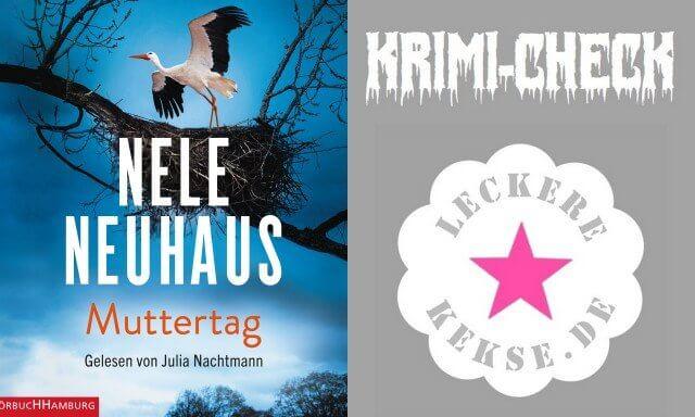 Nele Neuhaus: Muttertag, Hörbuch-Hamburg-Verlag, Buchkritik, Rezension, Krimi