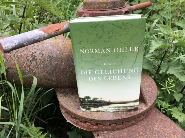 Norman Ohler. Die Gleichung des Lebens. Rezension, Roman, Kiepenheuer und Witsch