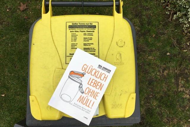 Bea Johnson:Glücklich keben ohne Müll