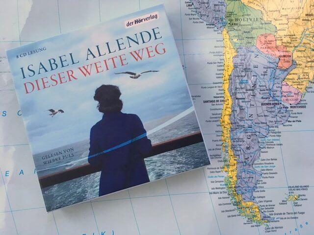 Isabel Allende: Dieser weite Weg, Rezension , Hörbuch-Besprechung