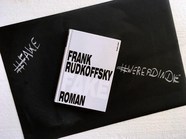 Frank Rudkoffksy:  Fake, Vohland & Quist, rezension, #wereadindie