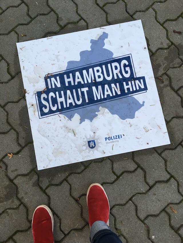 In Hamburg schaut man hin