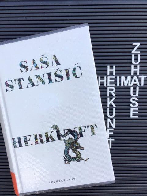 Sasa Stanisic: Herkunft, Rezension