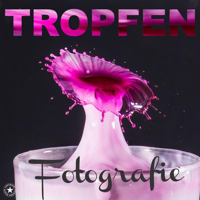 Tropfenfotografie