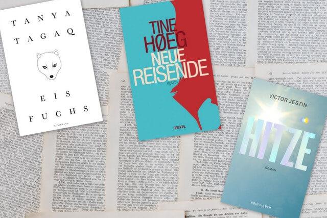 neue Debütromane aus Indie-Verlagen Frühjahr 2020