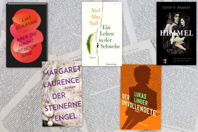 Neue Bücher aus unabhängigen Verlagen, die im September 2020 erscheinen.