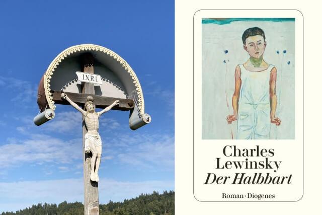 Charles Lewinsky: Der Halbbart, DiogenesVerlag, Rezension