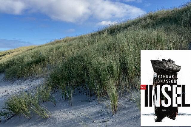 Ragnar Jonasson: Insel