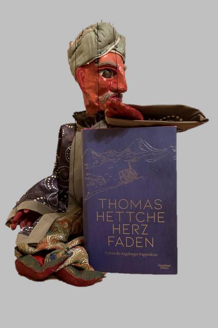 Thomas Hettche: Herzfaden, Kiepenheuer&Witsch, Rezension