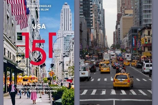 Petrina Engelke und Kai Blum: USA 151, ConBook, Rezension