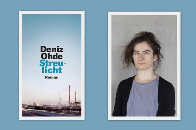 Deniz Ohde: Streilicht, Interview