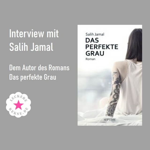 Interview Salih Jamal, Das perfekte Grau
