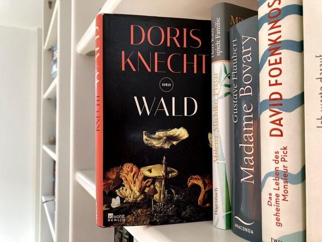 Doris Knecht: Wald, #Autorinnenschuber, Rowohlt Verlag