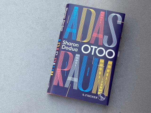 Buch Adas Raum von Sharon Dodua Otoo